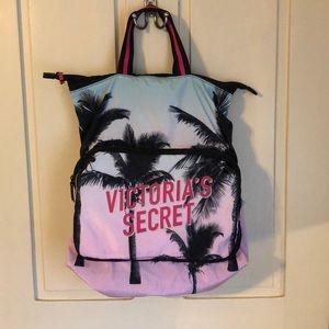 Victoria's Secret packable backpack